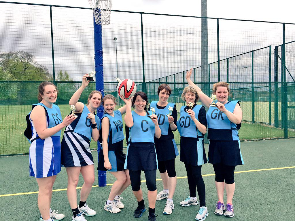 Hethersett victorious in Netball Village Games competition
