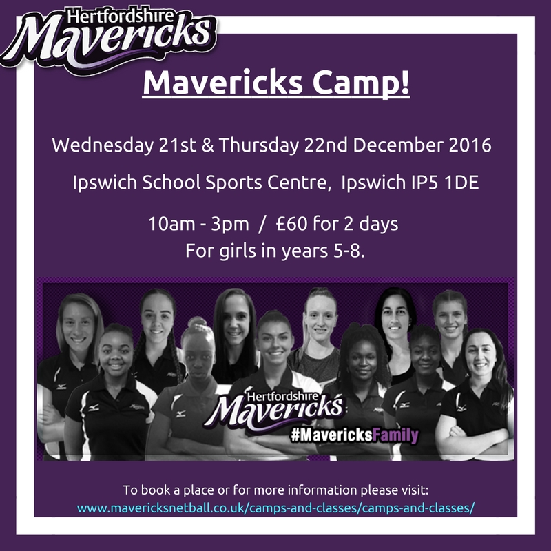 NEW Mavericks Camp 4