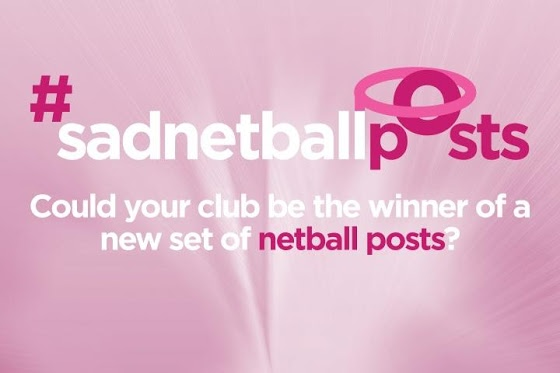 Harrod UK Making Sad Netball Posts Happy Again!